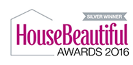 House Beautiful Awards 2016 - Silver Award Winners