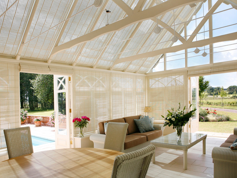 Appeal Home Shading Window Blinds For Conservatories