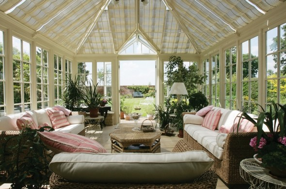 Pink-striped-cushions