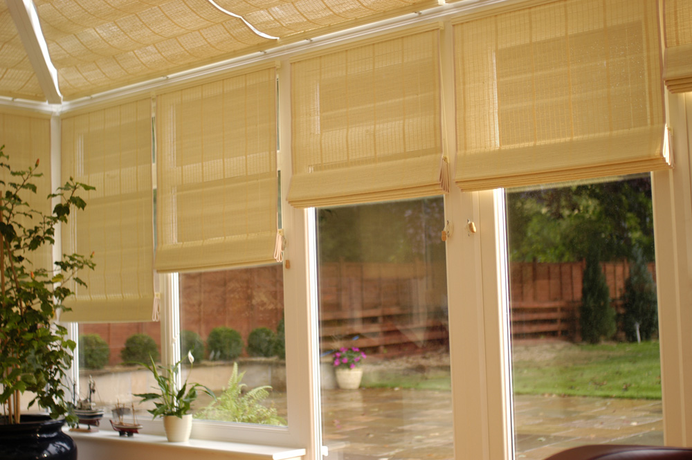 Original French Pinoleum Window Blinds Appeal Home Shading
