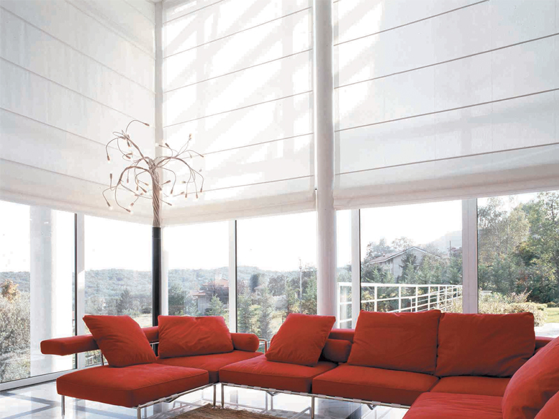 Large blind specialist blinds appeal home shading for Blinds for tall windows