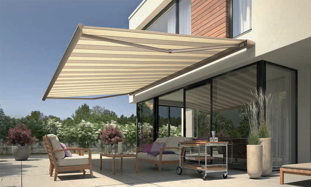 Haus H2600 Awnings Appeal Home Shading