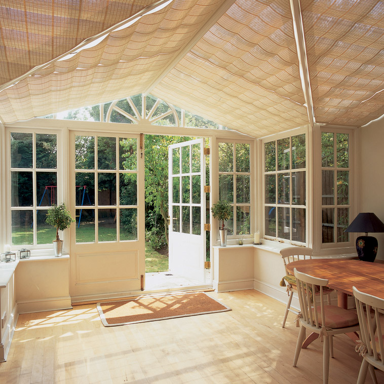 Conservatory Ceiling Blinds Appeal Home Shading
