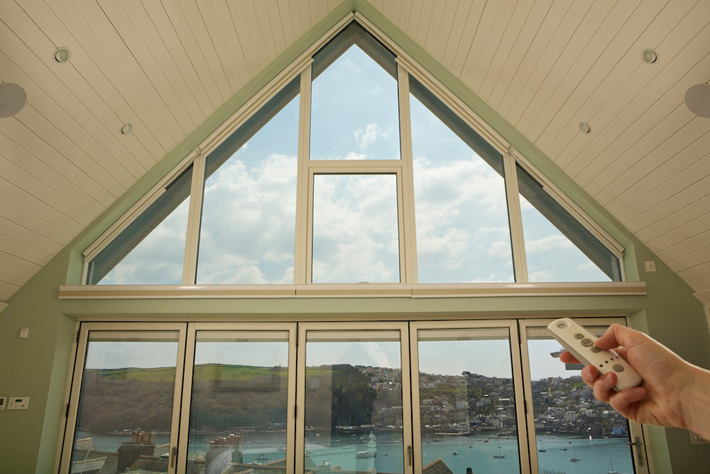 Gable End Blind Conservatory Blinds Appeal Home Shading