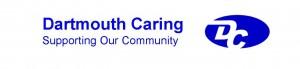 Dart. Caring logo & txt