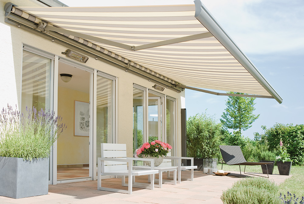 Awnings Retractable Haus