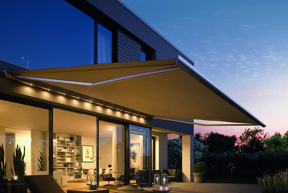 Awnings | Retractable | Haus | Appeal Home Shading