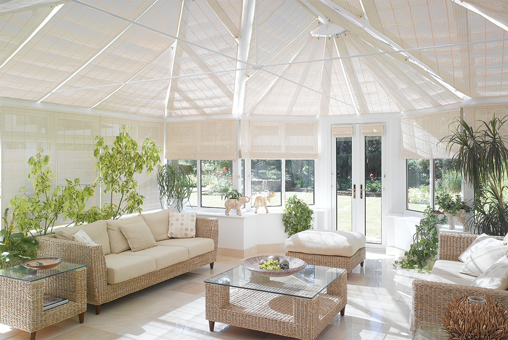 Side Blinds For Conservatories Appeal Home Shading