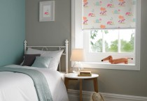 Woodlands Story Blackout Spring Childrens Room