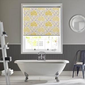 Hydrangea Primrose Bathroom