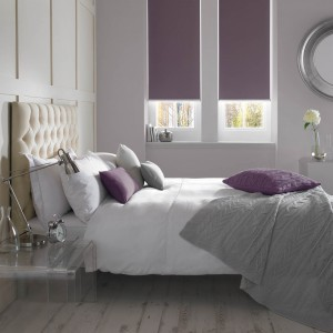 Banlight Mulberry Bedroom Roller