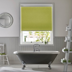 Atlantex Lime Roller Blind from Appeal Home Shading