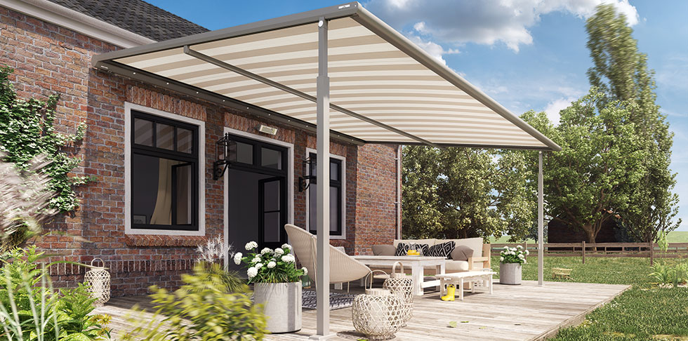 Haus Pergola Appeal Home Shading