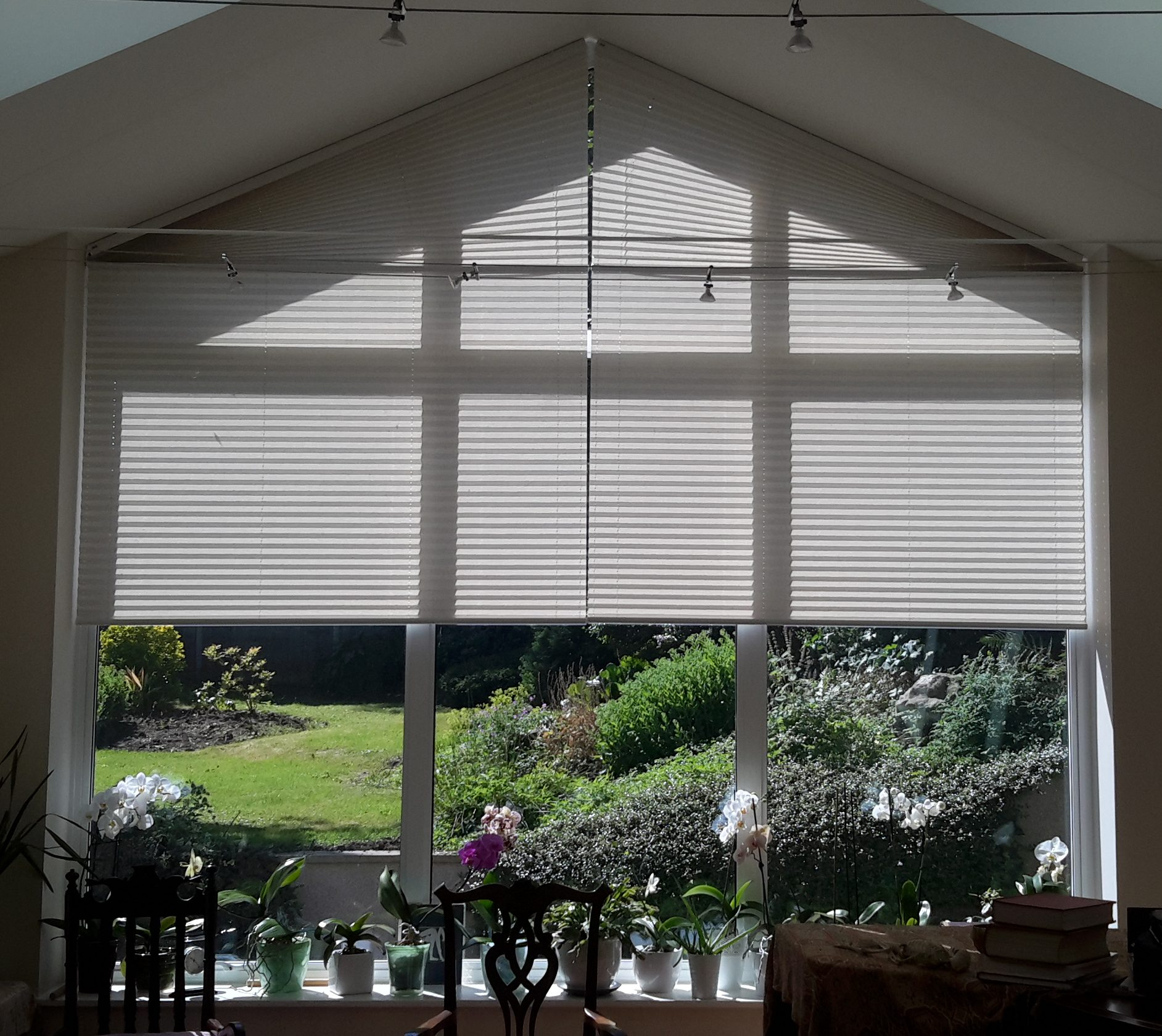 Custom Blinds For Non Standard Shapes Appeal Home Shading