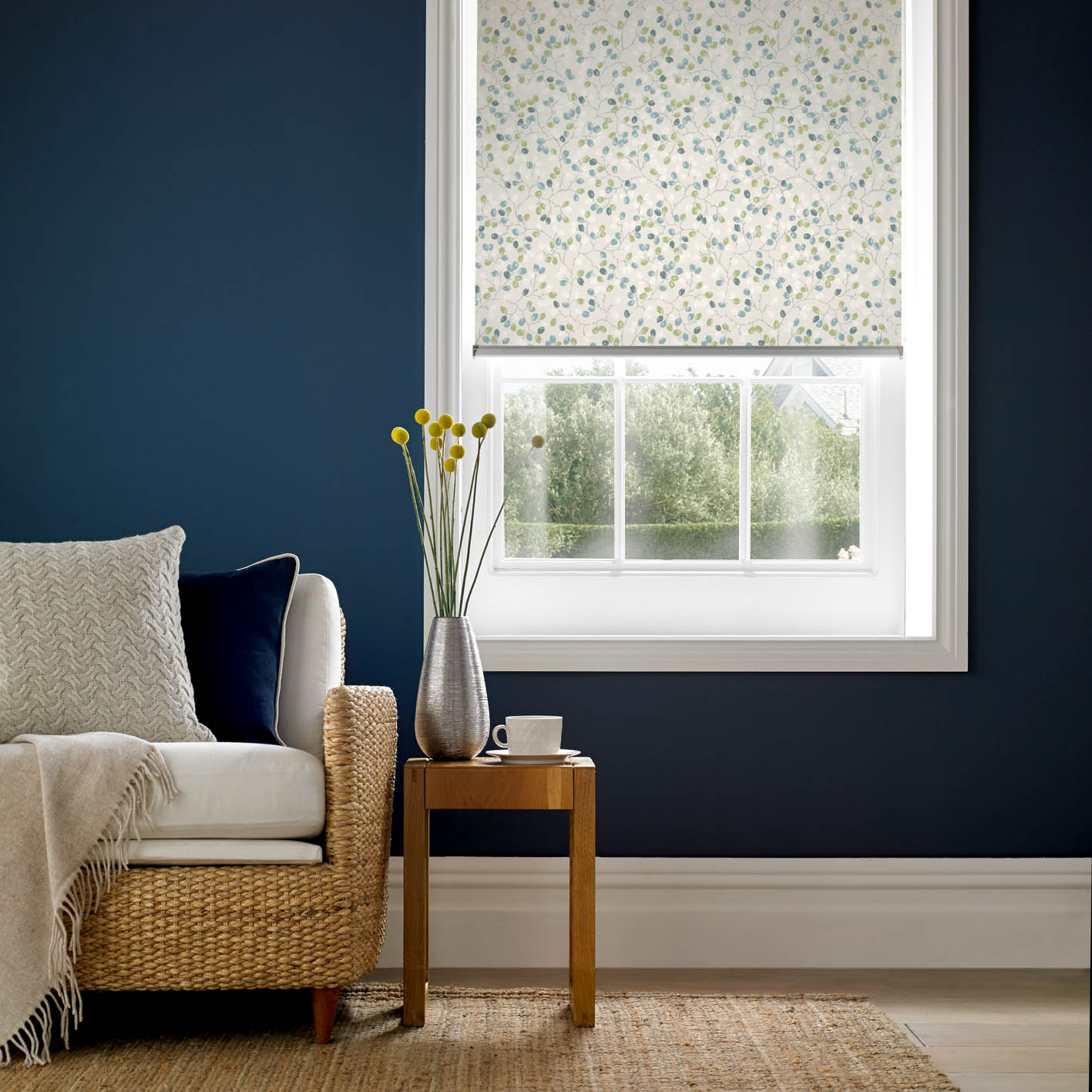 Roller Window Blinds With Ultra One Touch Control Appeal