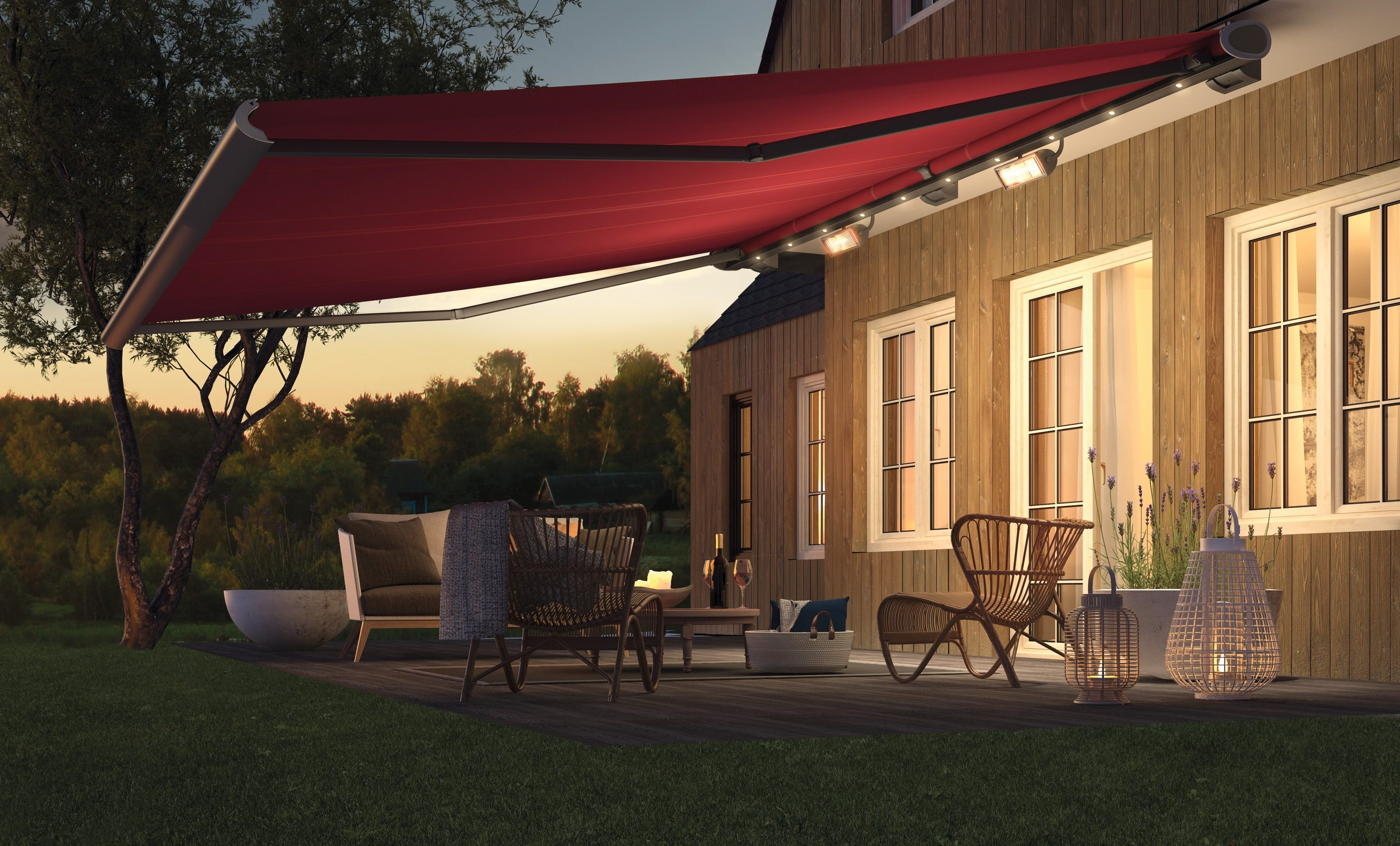 Haus Awning Mf2600 Appeal Home Shading