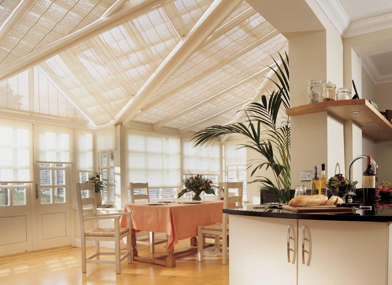 conservatory blinds UK