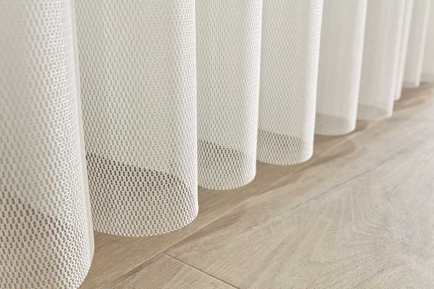designing bespoke blinds