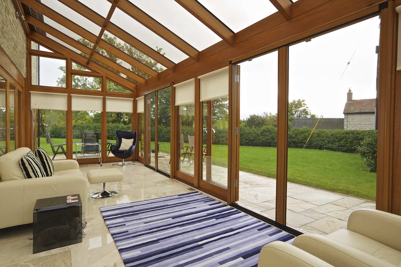 Insect Screens for Conservatories