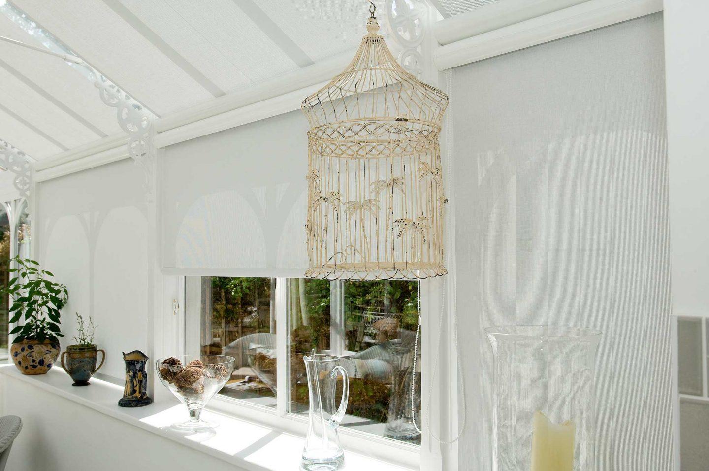 conservatory side blinds