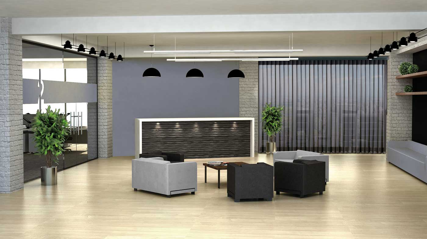 Commercial Blinds for Windows