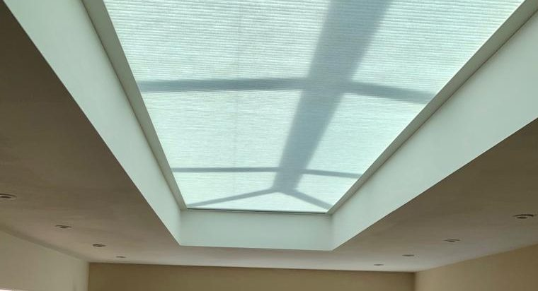 clearview lantern roof blinds