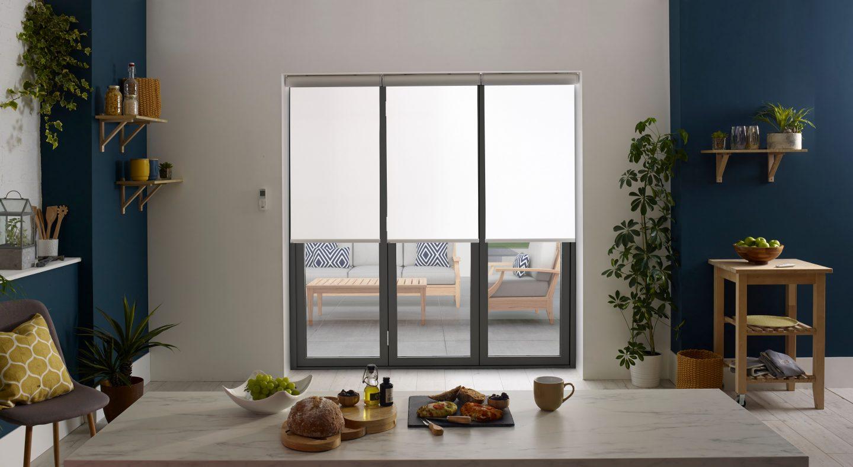 door blinds on finance