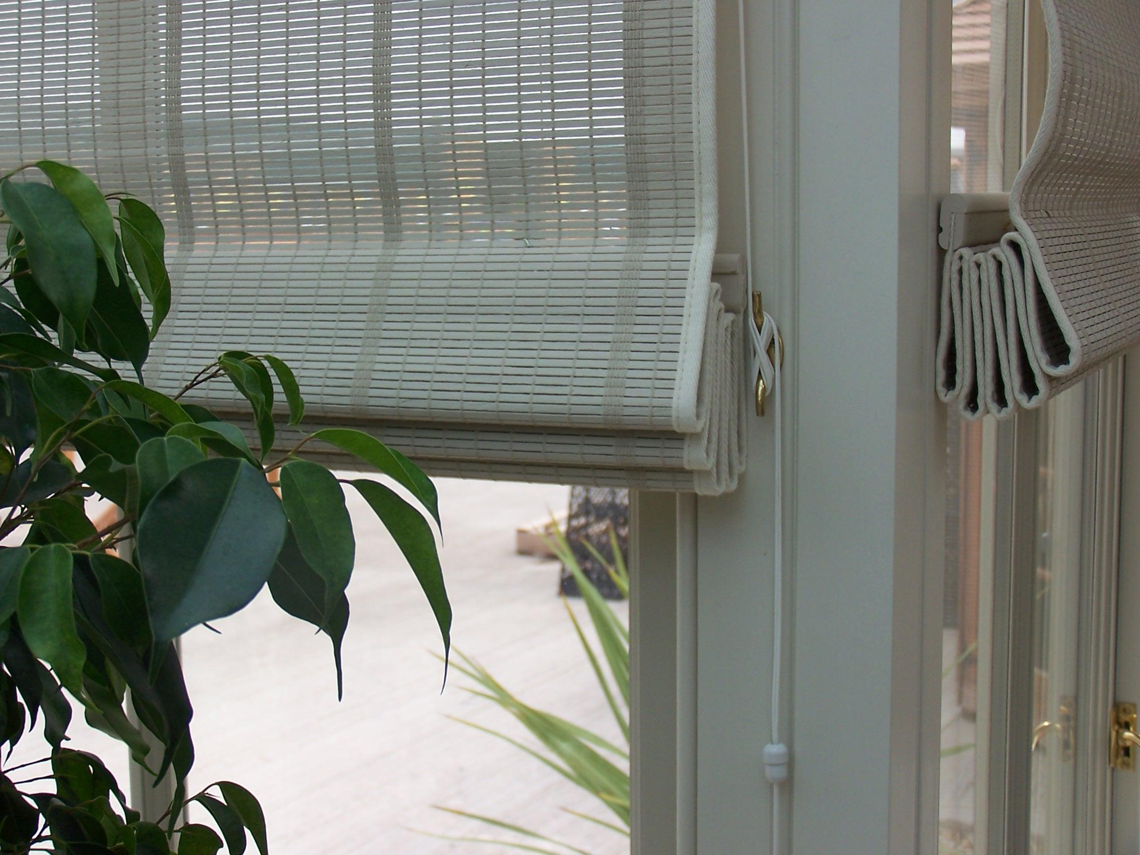 roman french pinoleum blinds