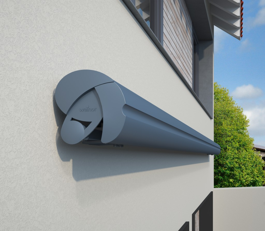 Electric Awning Blinds