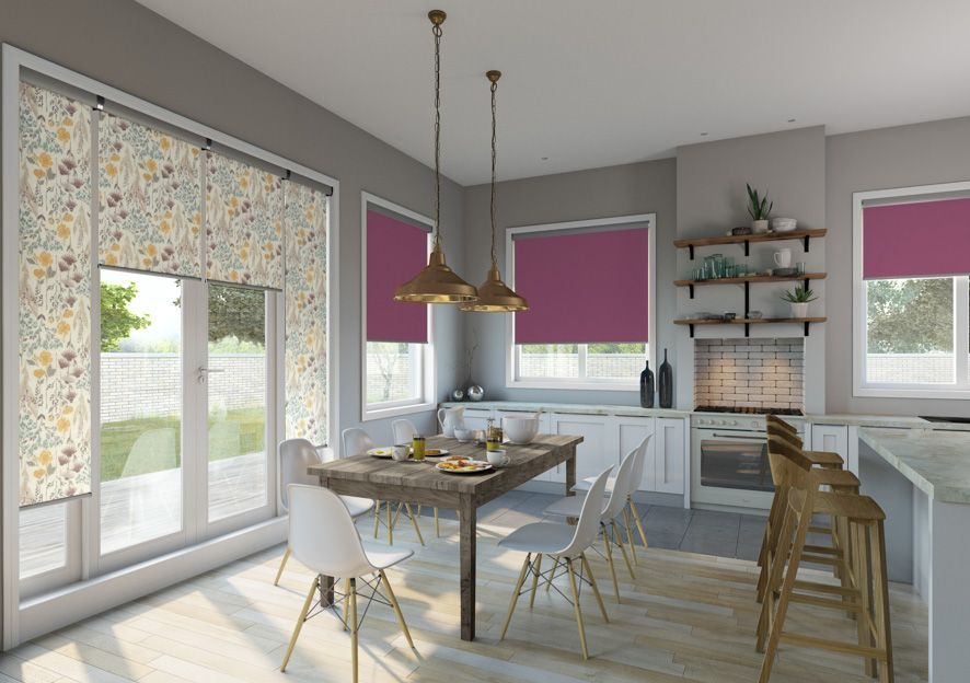 electric roller blind prices