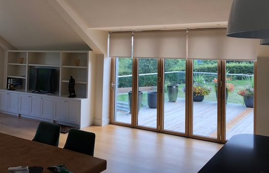 bifold blinds UK