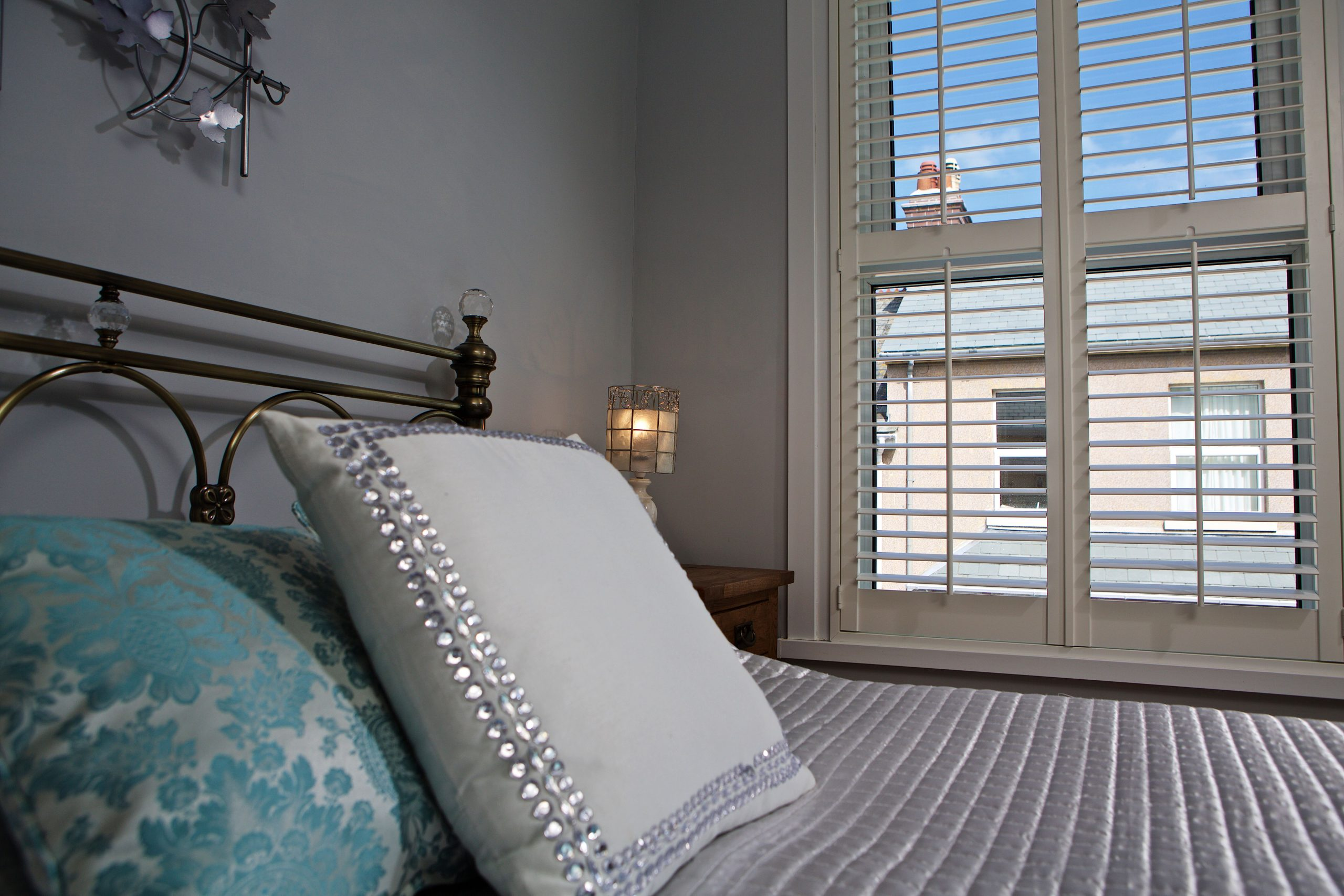 window shutter prices UK