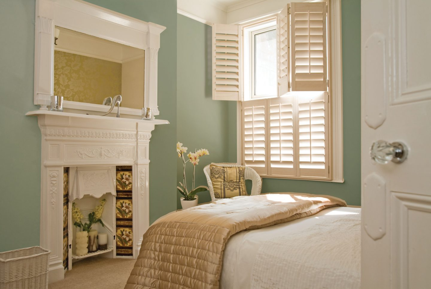 Timber Shutters for Windows