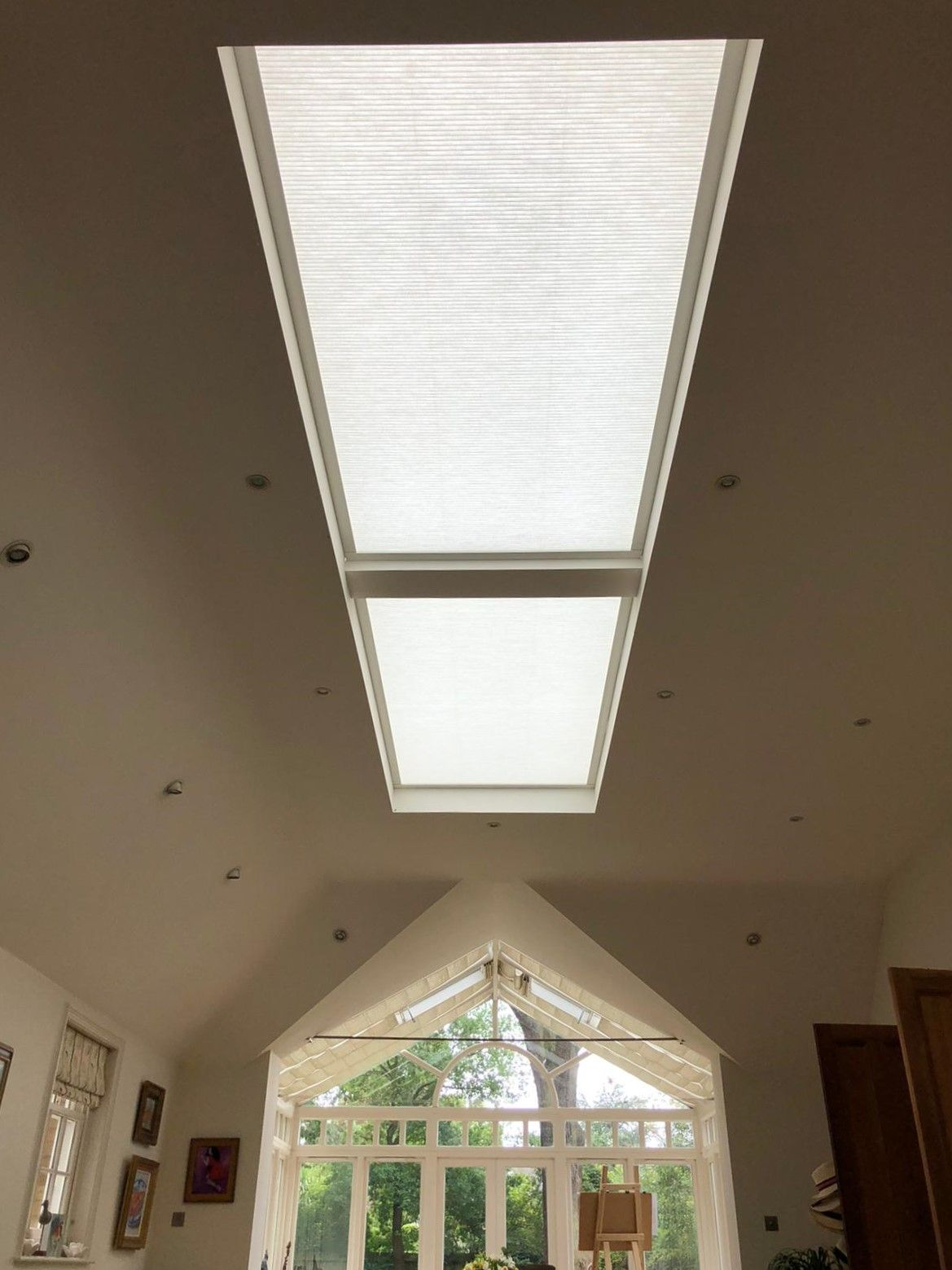 roof lantern blind prices