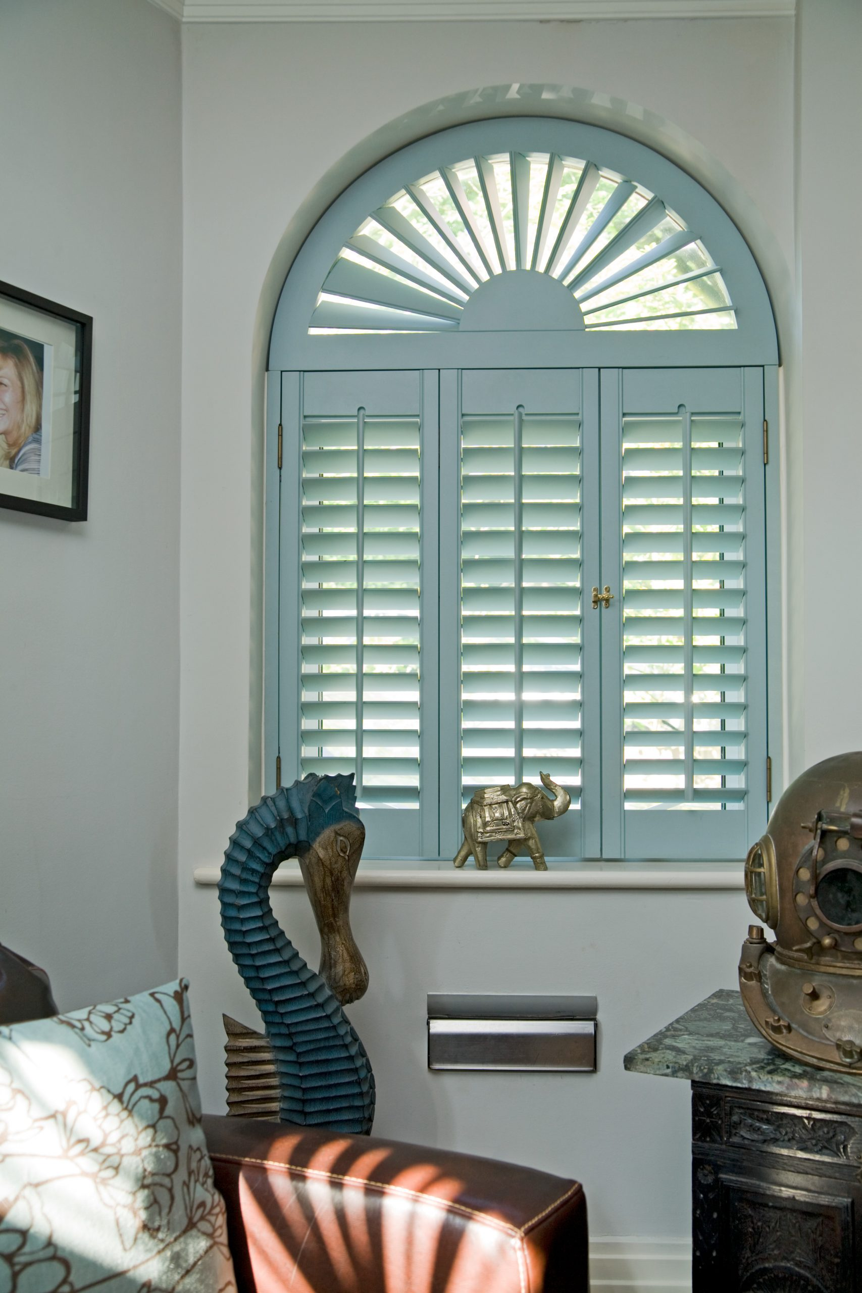 Premier Hardwood Window Shutters