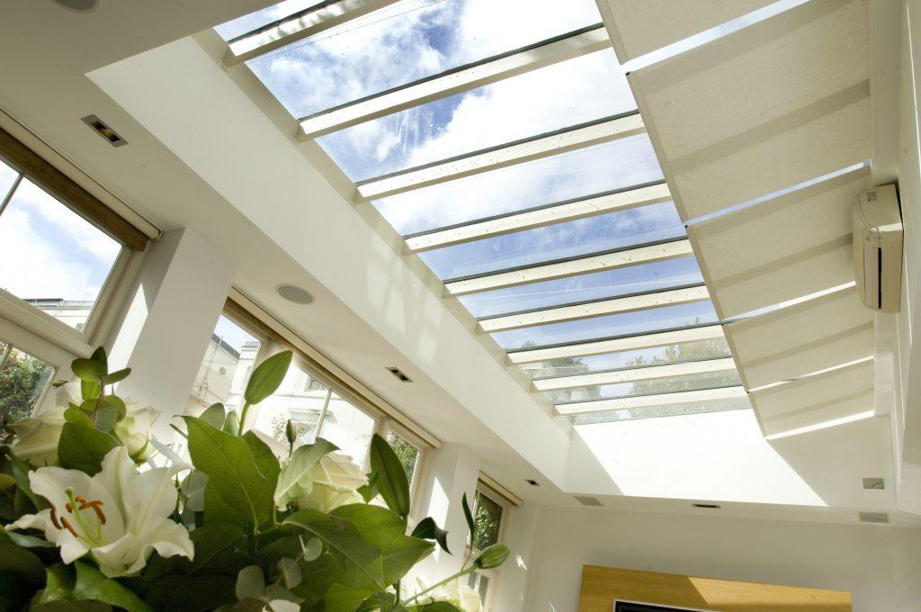 blinds for roof lanterns