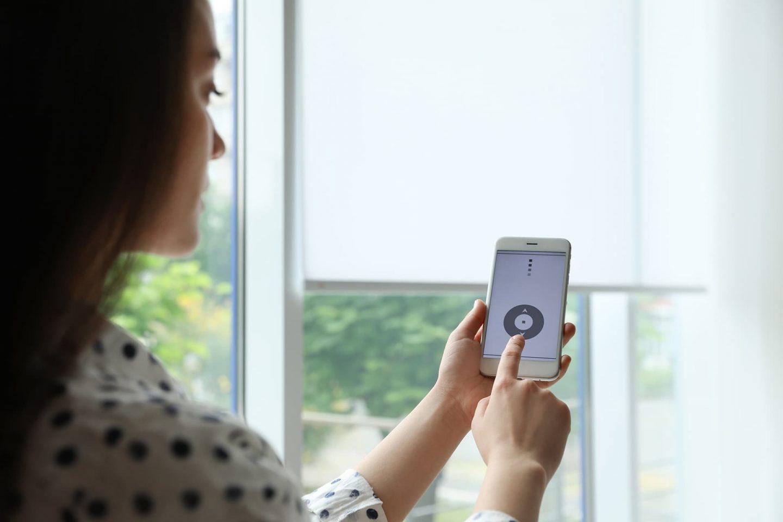 smart blinds application