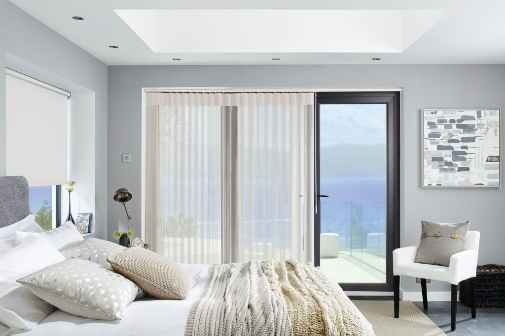 finestra blinds for bifold doors