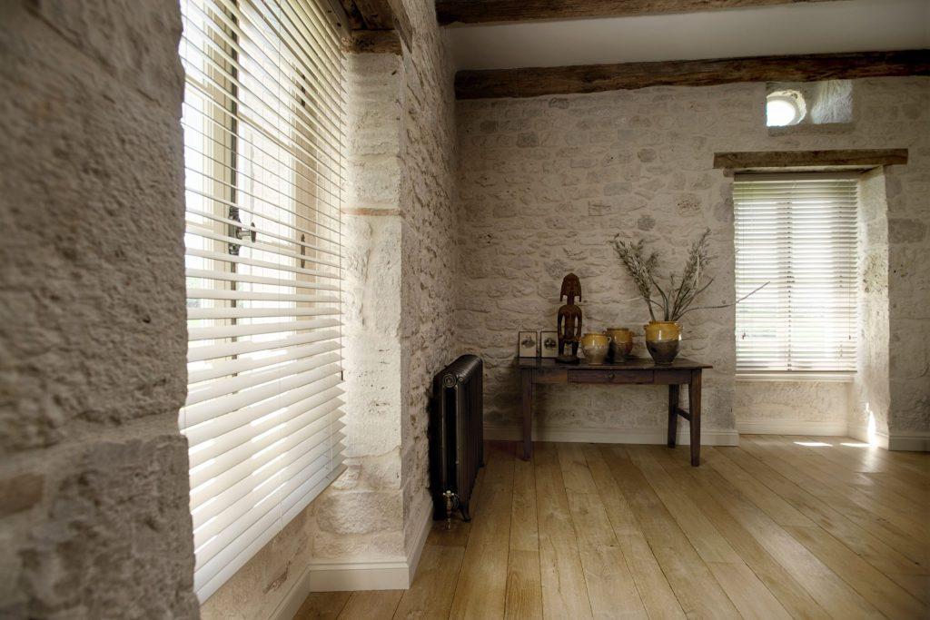 venetian blinds for bifold doors