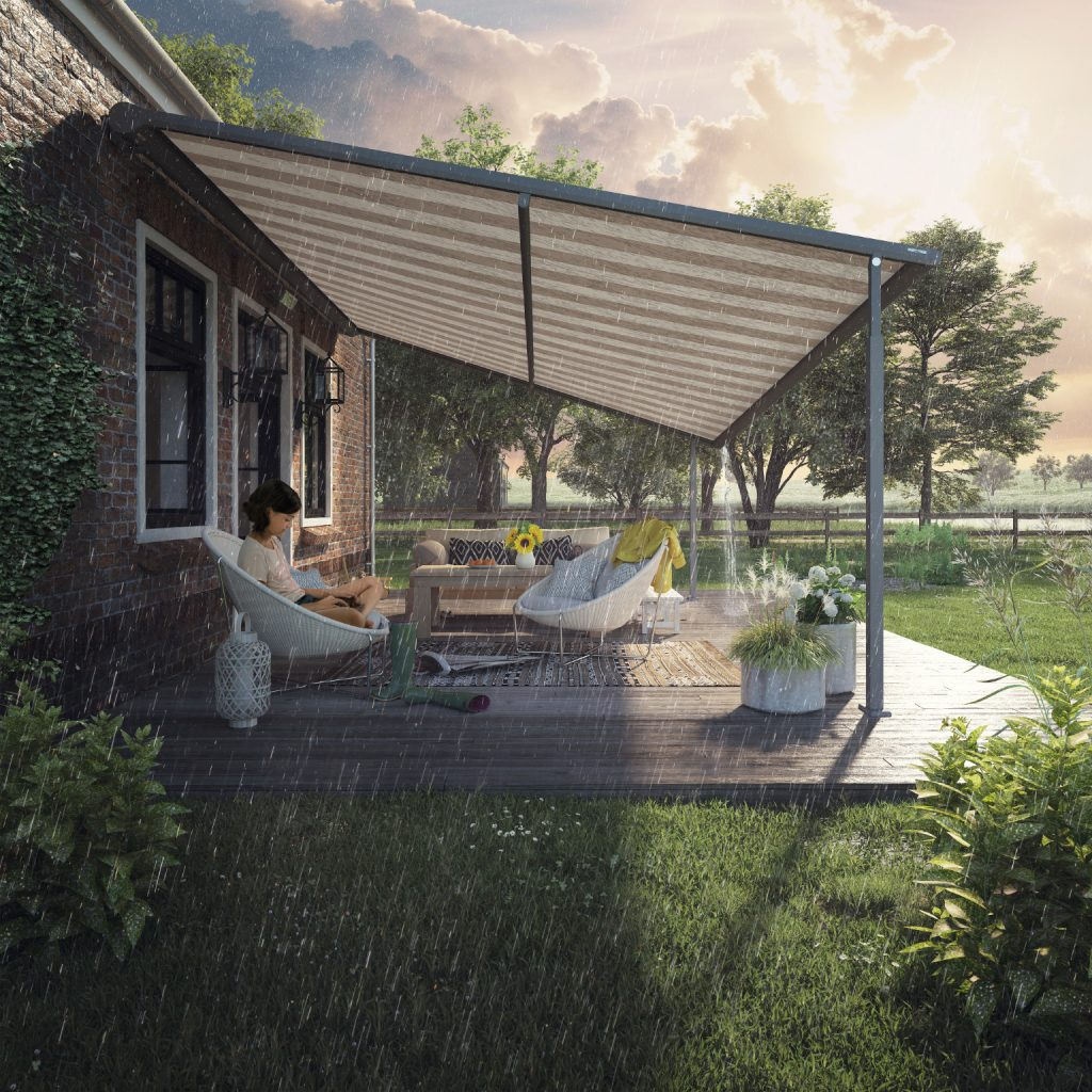 patio shade awning