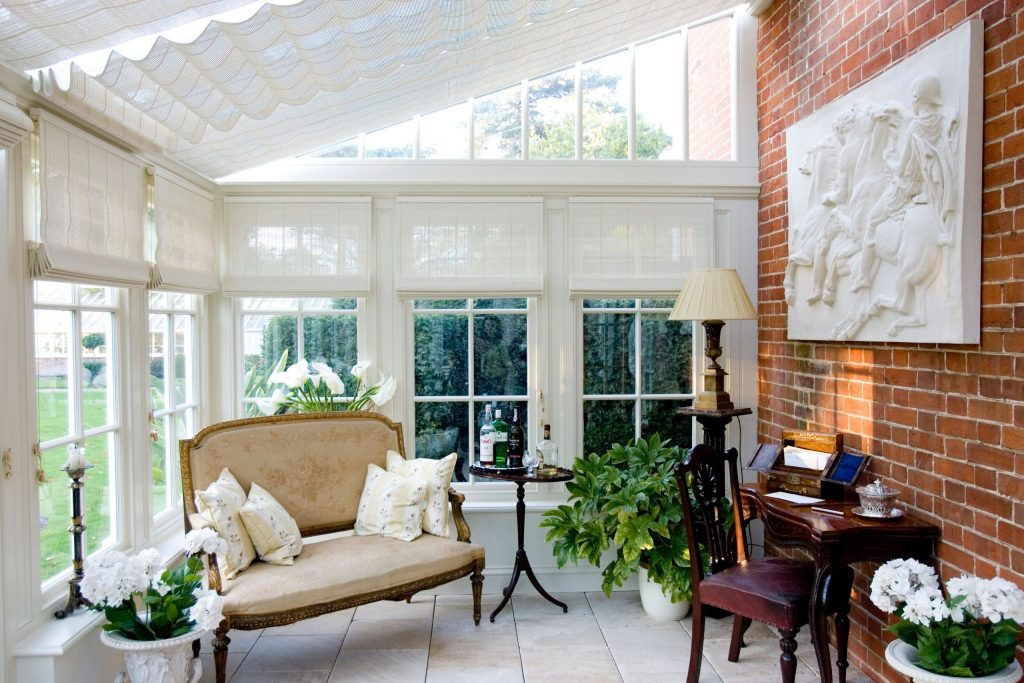 conservatory overheating blinds